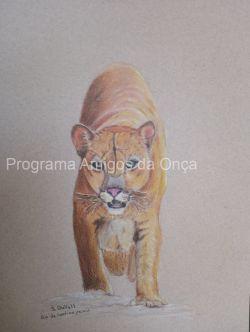 """""""Puma"""", por Sue DuVall"""