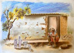 """""""Community of the Caatinga"""", por Anju Rajesh"""