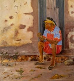 """Community life"", por Mark Price"
